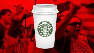 A Timeline Of The Alt-Right's Strange Starbucks Obsession