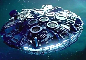 Lego Has A 'Star Wars' Millennium Falcon Set Coming With A Mammoth 7,541 Pieces Plus One Big Price Tag