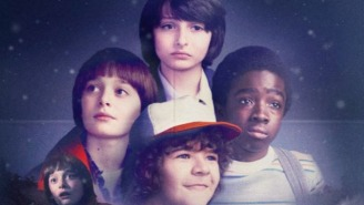 Netflix Is Reliving 'Stranger Things' Season One Through These Nostalgic Posters Honoring The Show's Influences