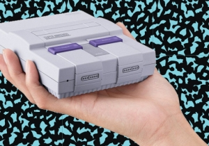 Nintendo Confirms The Super Nintendo Classic Is A Limited Edition, With Preorders Coming Soon