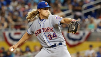 Mets Star Noah Syndergaard Speared A Guy In The Heart In His 'Game Of Thrones' Cameo