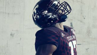 The Aggies Are Ready For The 'Bright Lights' With This New Adidas Uniform