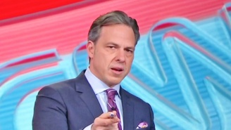 Jake Tapper Fires A Shot At The 'Dimwitted Propagandists' Of Russia Today For Saying He Gave Obama A Pass