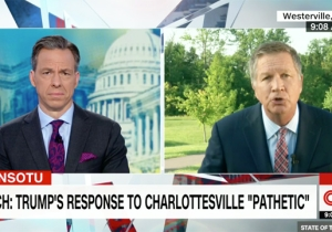 An Exasperated John Kasich Implores America 'To Take A Deep Breath And Think About Your Children'