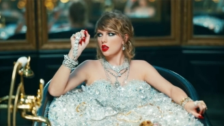 Taylor Swift's 'Look What You Made Me Do' Video Breaks The 4th Wall In Every Way