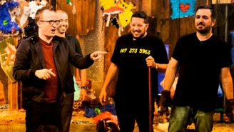 'The Chris Gethard Show' Delivers The Goofy Goods With Its Return To Live Television
