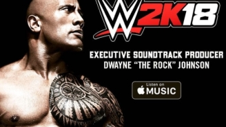 The Rock Knows His Role In 'WWE 2K18,' And Now So Do We