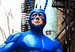 'The Tick' Aims To Become More Than A Superhero Satire