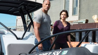 The Rock's Life-Saving Role In 'San Andreas' Helped This 10-Year-Old Boy Save His Brother From Drowning