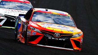 NASCAR Tries To Balance Tradition And Technology Caught Between The Future And The Past