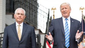 Report: Trump Is Growing 'Increasingly Frustrated' With Rex Tillerson, Who He Says 'Just Doesn't Get It'