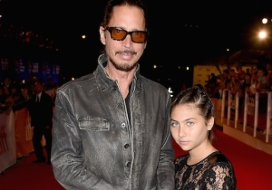 Chris Cornell's Daughter Singing 'Hallelujah' To Mourn Her Father And Chester Bennington Is Devastating