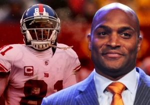 How Amani Toomer Turned To Cycling To Transform His Body After His NFL Career