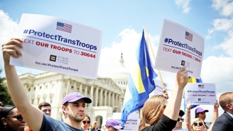 Five U.S. Military Members Have Sued Trump Over His Proposed Transgender Ban