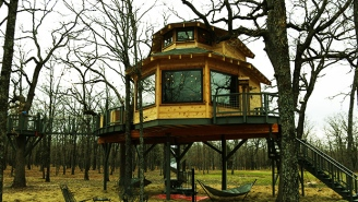 Meet The Designer Of The Coolest Treehouses In The World