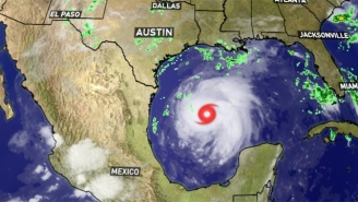 Tropical Storm Harvey Could Become The First Hurricane To Strike Texas In Nearly A Decade This Weekend