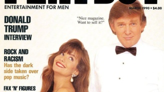 Hugh Hefner's Son Admits 'Personal Embarassment' Over Donald Trump Once Appearing On A 'Playboy' Cover