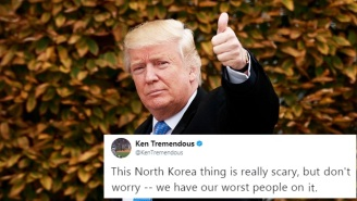 If Trump Starts A Nuclear Apocalypse, At Least We'll Have These Twitter Jokes