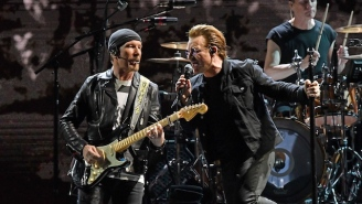U2's 'The Blackout' Is An Energetic First Taste Of Their Upcoming Album 'Songs Of Experience'
