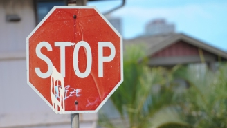Self-Driving Cars Can Be Confused By Defaced Street Signs To Disastrous Results