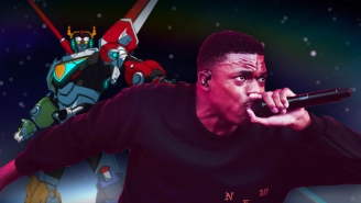 Reimagining Sprite's Iconic 'Voltron Force' Ads With The Best Rappers From 2017