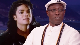 Wesley Snipes Says He Beat Out Prince To Face Off With Michael Jackson In The Video For 'Bad'