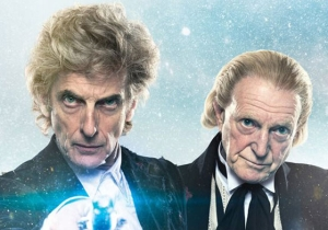 The 'Doctor Who' Christmas Special Will Pit Capaldi Against The First Doctor's 'Casual' Sexism