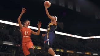 You Can Finally Play As Every WNBA Team In 'NBA Live 18'