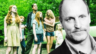 In Which We Do Our Best To Convince Woody Harrelson He's Not A Lazy Bum