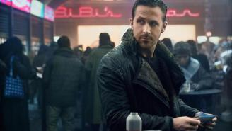'Blade Runner 2049' Director Denis Villeneuve Says The Movie We're Getting Is The Director's Cut