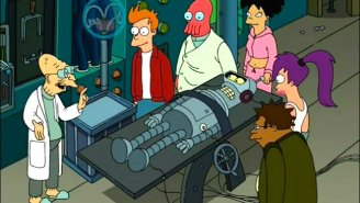 'Futurama' Has A Brand New Episode On The Way But You Won't Be Able To Watch It On TV