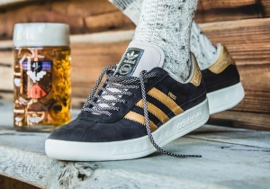 These Fresh Oktoberfest Adidas Are Literally Puke And Beer Proof