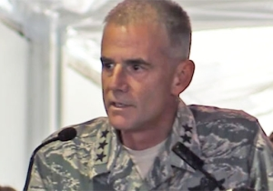 The Head Of The Air Force Academy Unleashes A Fiery Rant Against Cadets Who Use Racial Slurs: 'Get Out'