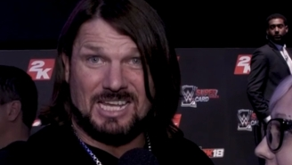 AJ Styles Reveals His Most Closely-Guarded Hair Care Secrets