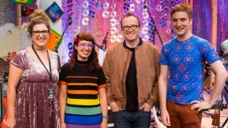'The Chris Gethard Show' Is Unlike Anything Else On TV, And So Are Its Musical Guests