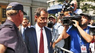 Anthony Weiner Implores A Judge To Spare Him Prison Time: I 'Crushed The Aspirations Of My Wife'