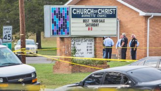 The Antioch Church Shooting Suspect Reportedly Referenced Charleston Mass Murderer Dylann Roof In A Note