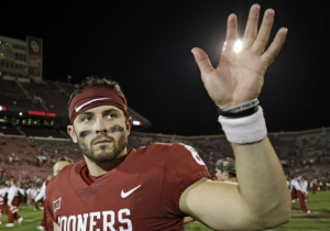 Baker Mayfield Dismantled Colin Cowherd's Implication He's A Bad Teammate