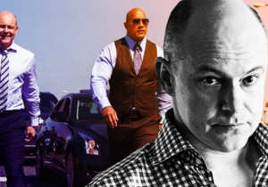 Rob Corddry On Elizabeth Warren's 'Ballers' Fandom And Why He Loves Seeing The Rock At His Most Tired