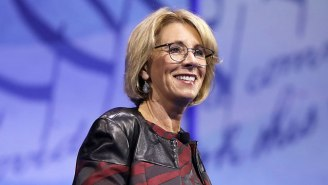 Betsy DeVos Officially Rescinds The Obama-Era Policy On Investigating Campus Sexual Assault