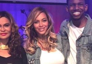 Beyonce Spoke To Hurricane Harvey Survivors At A 'Celebration Of Survival' In Houston