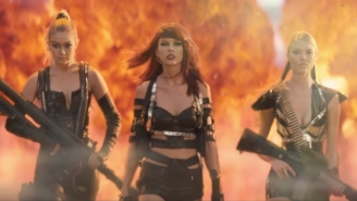 Joseph Kahn Thinks It Was Actually Beyonce Who Copied Taylor Swift In The 'Bad Blood' Video