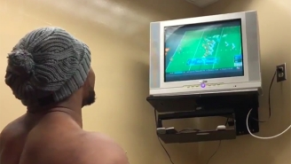 WWE's Big E Had A Horrible Time Watching His Iowa Hawkeyes Lose To Penn State