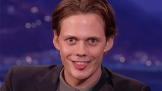 Bill Skarsgård Did Not Have To Try Too Hard To Be Creepy As Pennywise In 'It'