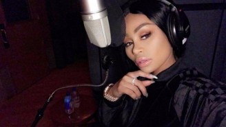 Blac Chyna Is Working With Some True Hip-Hop Heavy Hitters For Her Upcoming Debut Album