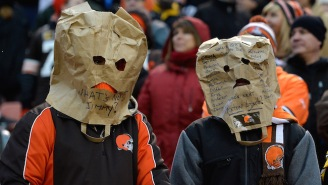 Browns Fans Really Did Hold A Sad Parade In Honor Of Cleveland's 0-16 Season