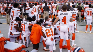 The NFL And Players Association Deliver Scathing Responses To Trump's Profane Comments On Colin Kaepernick