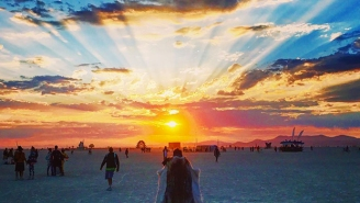 The Best Instagrams From This Year's Burning Man