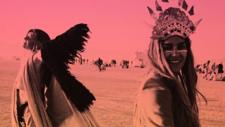 Unpacking The Lies You Tell Yourself At Burning Man