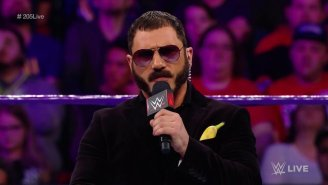 Austin Aries Finally Explained Why He Carried A Banana Around In WWE